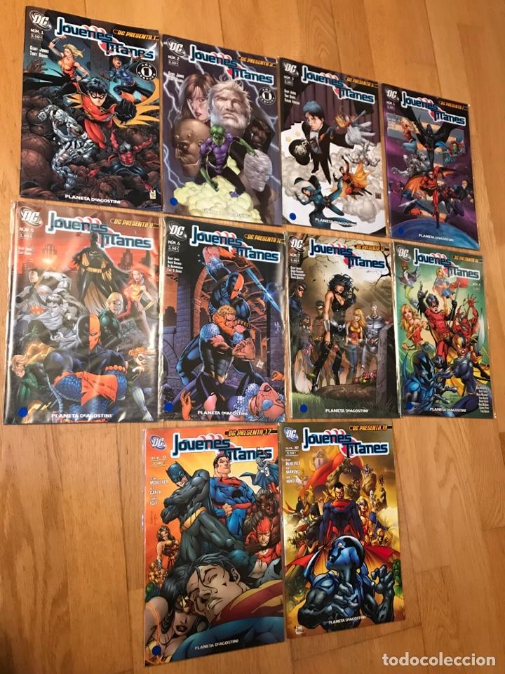 DC PRESENTA: JOVENES TITANES COMPLETA (Tebeos y Comics - Planeta)