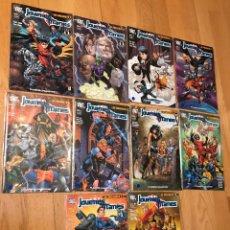 Cómics: DC PRESENTA: JOVENES TITANES COMPLETA. Lote 166320949