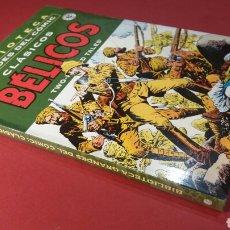 Cómics: CLASICOS BELICOS 4 EXCELENTE ESTADO PLANETA BIBLIOTECA GRANDES DEL COMIC. Lote 166375008