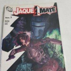 Comics: JAQUE MATE TOMO 1 ESTADO MUY BUENO PLANETA DE AGOSTINI MIRE MAS ARTICULOS. Lote 166579850