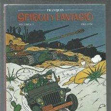Cómics: SPIROU Y FANTASIO 3 (1952-1954), 2003, PLANETA DEAGOSTINI, IMPECABLE. Lote 167112124
