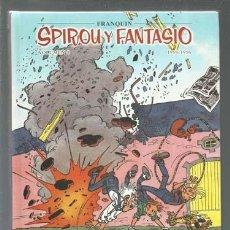 Cómics: SPIROU Y FANTASIO 4 (1954-1956), 2004 PLANETA DEAGOSTINI, IMPECABLE. Lote 167112368