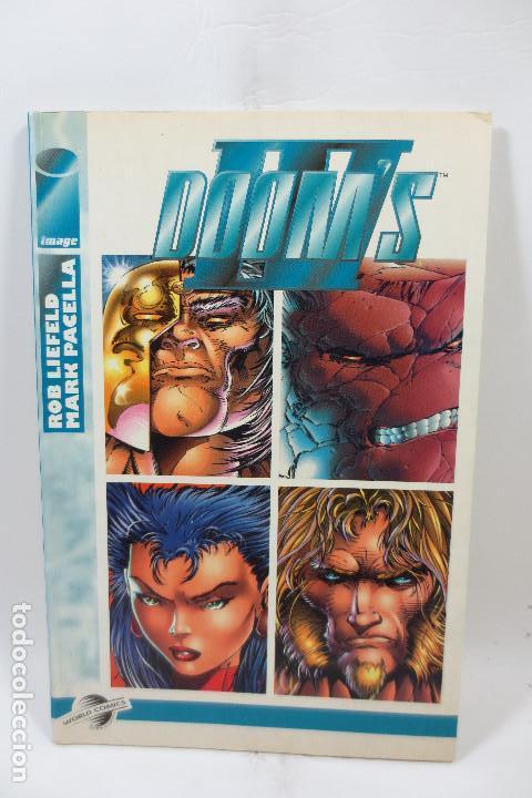 DOOM'S IV (ROB LIEFELD & MARK PACELLA) (Tebeos y Comics - Planeta)