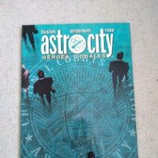 Cómics: ASTRO CITY - HÉROES LOCALES - KURT BUSIEK & BRENT ANDERSON - NUEVO. Lote 168254964