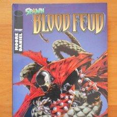 Cómics: SPAWN BLOOD FEUD - ALAN MOORE, TONY DANIEL - IMAGE - WORLD COMICS - PLANETA (GM). Lote 168287276