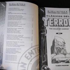 Cómics: CLÁSICOS DEL TERROR 8 THE VAULT OF HORROR. Lote 168487321