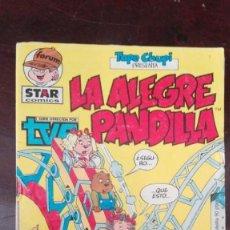 Cómics: MINI COMIC LA ALEGRE PANDILLA - Nº 3 PLANETA 1986. Lote 168577480