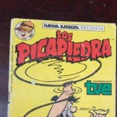 Cómics: HANA BARBERA PRESENTA LOS PICAPIEDRA 10 FORUM ALEVIN, 1986. Lote 168578160