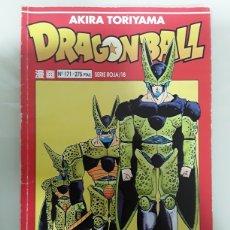 Cómics: DRAGON BALL SERIE ROJA N° 18 (171) - BOLA DE DRAGON - AKIRA TORIYAMA. Lote 168623853