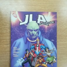Cómics: JLA CLASIFICADO #4 LIGA DE LA JUSTICIA DETROIT. Lote 168942484