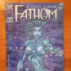 Cómics: FATHOM - Nº 9 - MICHAEL TURNER - IMAGE - PLANETA (FH). Lote 169021468