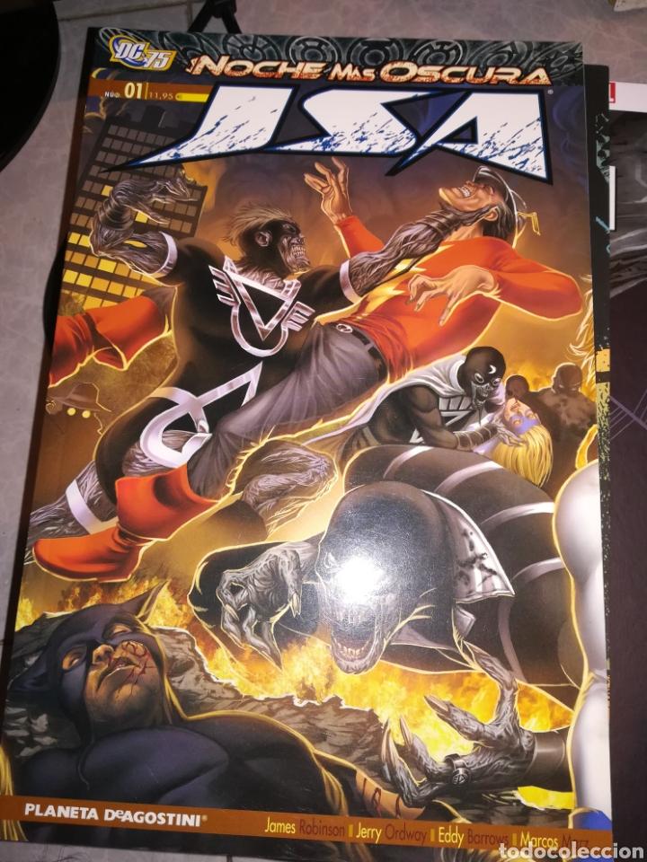 JSA TOMO 1-PLANETA (Tebeos y Comics - Planeta)