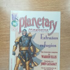 Cómics: PLANETARY VOL 1 #4. Lote 169319844