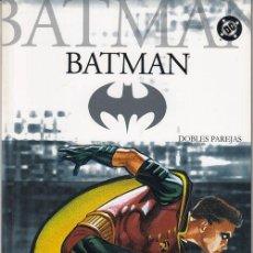 Cómics: BATMAN 30 - DC PLANETA DEAGOSTINI - DOBLES PAREJAS. Lote 169678341