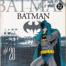 Cómics: BATMAN 28 - DC PLANETA DEAGOSTINI - CARNE Y ACERO. Lote 169678353
