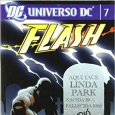 Cómics: FLASH UNIVERSO DC NÚMERO 7 DESCATALOGADO. Lote 169726756