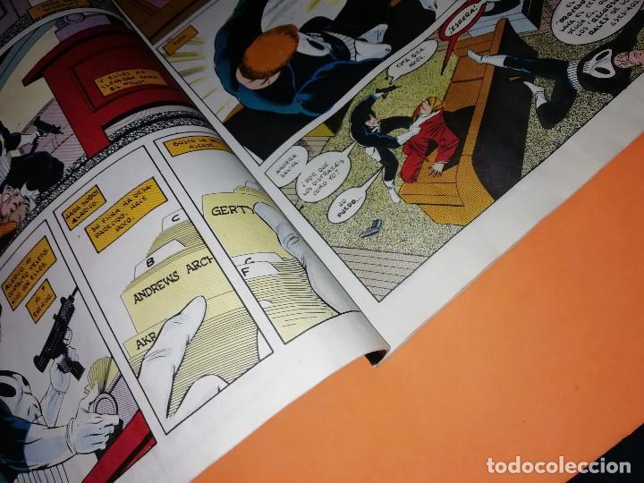Cómics: THE PUNISHER EL CASTIGADOR. COLECCIONABLE Nº 1 AL 6 Y DEL 12 AL 25. DEFECTOS DE HUMEDAD. - Foto 7 - 170161420