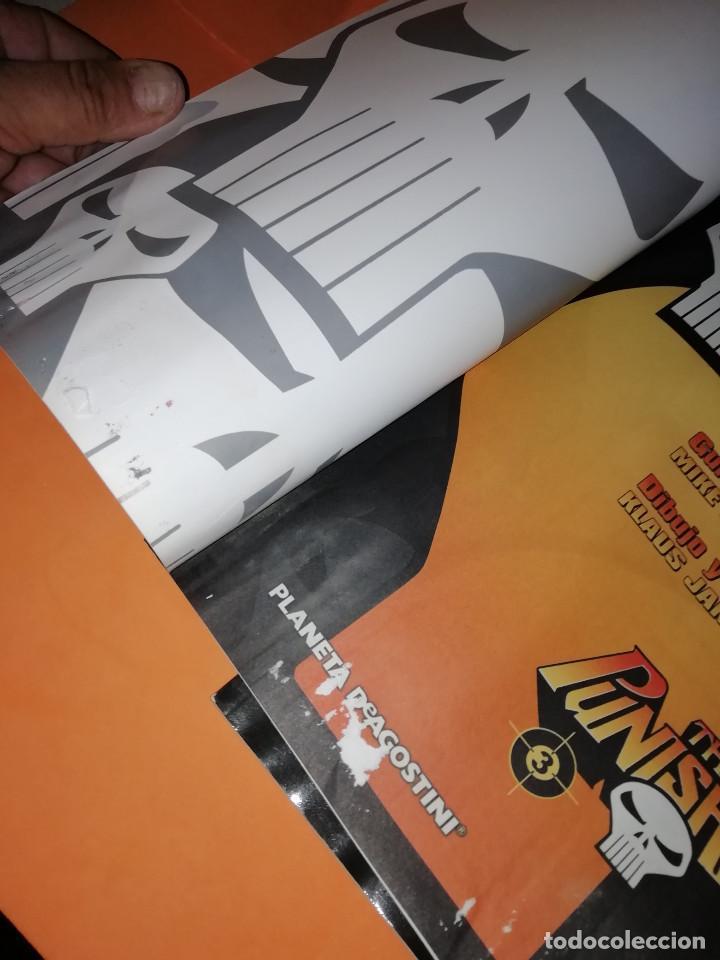 Cómics: THE PUNISHER EL CASTIGADOR. COLECCIONABLE Nº 1 AL 6 Y DEL 12 AL 25. DEFECTOS DE HUMEDAD. - Foto 8 - 170161420