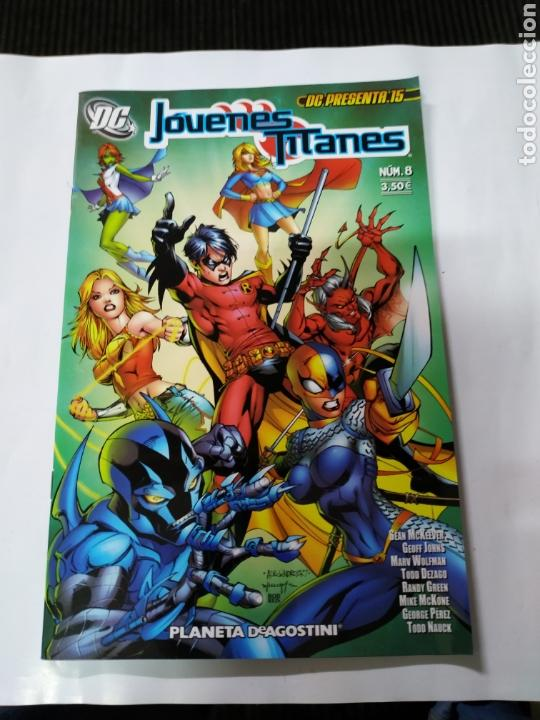 JÓVENES TITANES (DC PRESENTA 15) PLANETA DE AGOSTINI (Tebeos y Comics - Planeta)