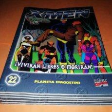 Cómics: X-MEN. COLECCIONABLE Nº DEL 22 AL 27. PLANETA.. Lote 171013324