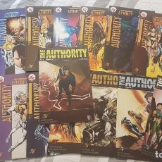 Cómics: THE AUTHORITY VOL.2 (OBRA COMPLETA 15 NÚMEROS) + ESPECIALES - PLANETA. Lote 171055754
