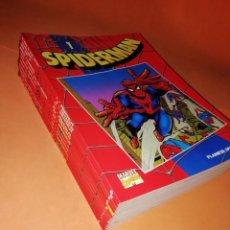 Cómics: SPIDERMAN. COLECCIONABLE ROJO. 12 NUMEROS. NO SE VENDEN SUELTOS.. Lote 171096748