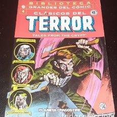 Cómics: BIB. GRANDES DEL CÓMIC, CLÁSICOS DEL TERROR Nº 4, TALES FROM THE CRYPT, 2003. Lote 171221422