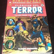 Cómics: BIB. GRANDES DEL CÓMIC, CLÁSICOS DEL TERROR Nº 3, TALES FROM THE CRYPT, 2003. Lote 171221478