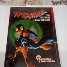 Cómics: TOMÓ 2 SPIDERMAN MARVEL. Lote 171245290