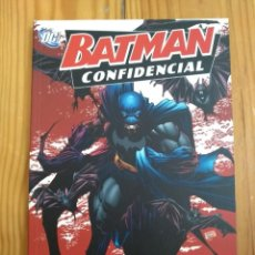 Comics : BATMAN CONFIDENCIAL Nº 1 - ANDY DIGGLE & WHILCE PORTACIO - IMPECABLE. Lote 171425784