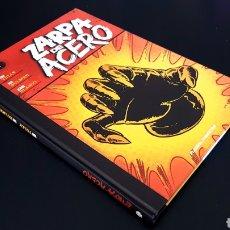 Cómics: DE KIOSCO ZARPA DE ACERO 1 TAPA DURA PLANETA. Lote 171575597