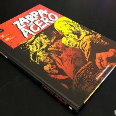 Cómics: EXCELENTE ESTADO ZARPA DE ACERO 3 TAPA DURA PLANETA. Lote 171576097