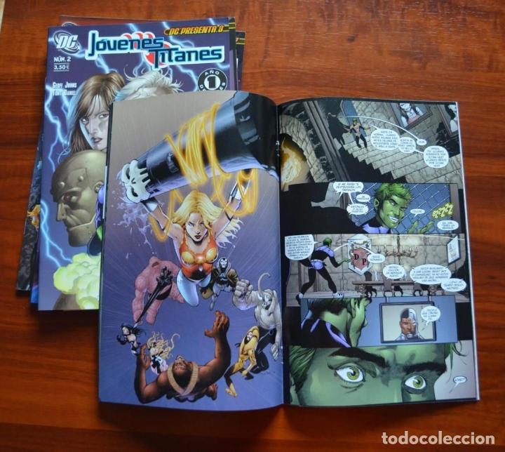 Cómics: DC Presenta: Jóvenes Titanes 1 al 5 - Foto 2 - 172443155