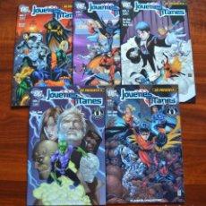 Cómics: DC PRESENTA: JÓVENES TITANES 1 AL 5. Lote 172443155