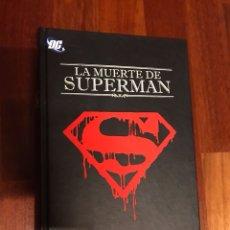 Cómics: INTEGRAL MUERTE DE SUPERMAN PLANETA. Lote 172996562