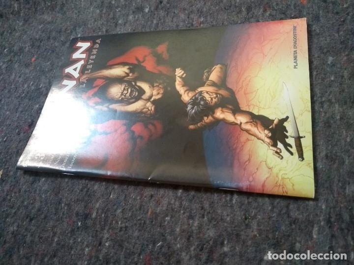 CONAN LA LEYENDA Nº 38 (Tebeos y Comics - Planeta)