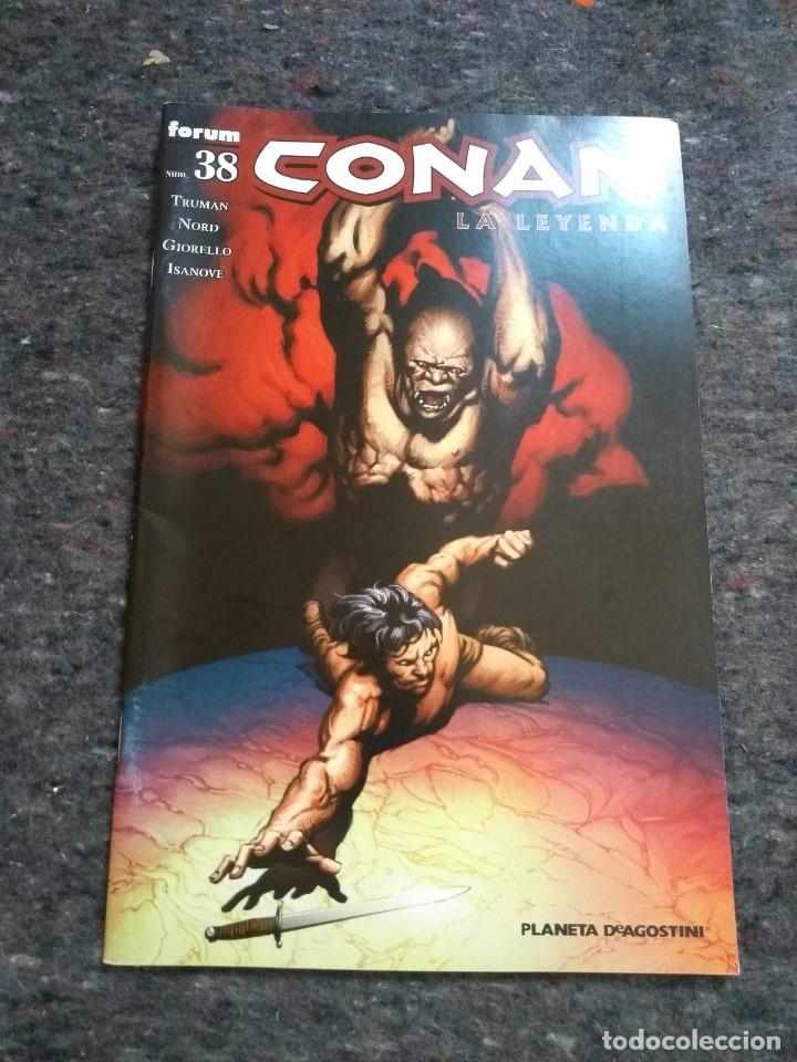 Cómics: Conan La Leyenda nº 38 - Foto 6 - 173071022