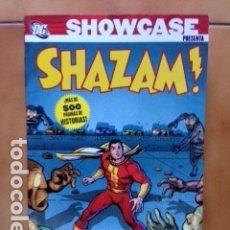 Comics: SHOWCASE PRESENTA: SHAZAM ! DE CC BECK - PLANETA DEAGOSTINI. Lote 173073634