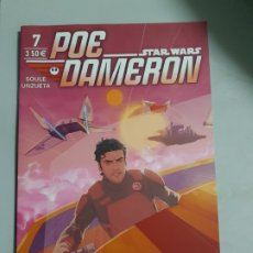 Cómics: POE DAMERON Nº 7 STAR WARS ESTADO NUEVO PLANETA PRECIO NEGOCIABLE MIRE MAS ARTICULOS . Lote 173608190