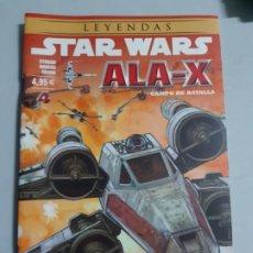 Cómics: LEYENDAS STAR WARS ALA-X Nº 4 ESTADO NUEVO SIN USAR PLANETA PRECIO NEGOCIABLE MIRE MAS ARTICULOS. Lote 173608752