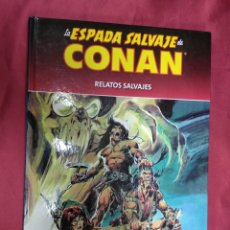 Cómics: LA ESPADA SALVAJE DE CONAN. RELATOS SALVAJES. Nº 1. PLANETA.. Lote 173792873