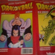 Cómics: LOTE DRAGON BALL SERIE ROJA Nº 163-164-166 Y 167 (ENVIO GRATIS). Lote 173871505