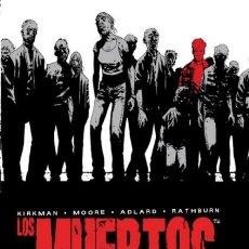 Cómics: LOS MUERTOS VIVIENTES INTEGRAL COMPLETA 6 TOMOS - PLANETA - CARTONE - IMPECABLE - OFI15T. Lote 173969035