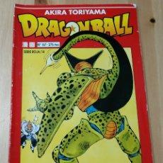 Cómics: COMIC DRAGON BALL , SERIE ROJA AKIRA TORIYAKA , PLANETA DEAGOSTINI NUMERO 167. Lote 174106482