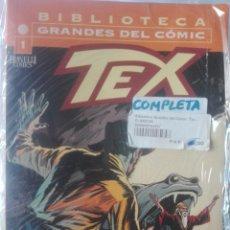 Cómics: BIBLIOTECA GRANDES DEL COMIC TEX COMPLETA #. Lote 174227175