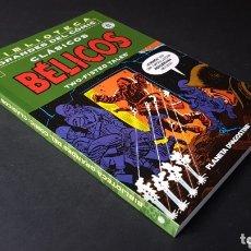 Cómics: DE KIOSCO CLASICOS BELICOS 1 BIBLIOTECA GRANDES DEL COMIC PLANETA. Lote 174231313