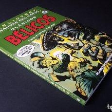 Cómics: DE KIOSCO CLASICOS BELICOS 3 BIBLIOTECA GRANDES DEL COMIC PLANETA. Lote 174231490