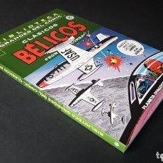 Cómics: DE KIOSCO CLASICOS BELICOS 7 BIBLIOTECA GRANDES DEL COMIC PLANETA. Lote 174231532