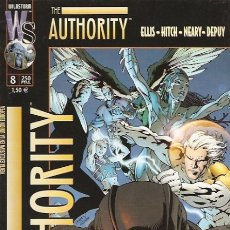 Cómics: COMIC014 THE AUTHORITY Nº 8 ELLIS, HITCH, NEARRY, DEPUY. Lote 174265150