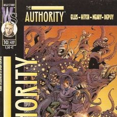 Cómics: COMIC014 THE AUTHORITY Nº10 ELLIS, HITCH, NEARRY, DEPUY. Lote 174265225